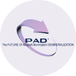 PAD® Allograft Bio-Implant Demineralization